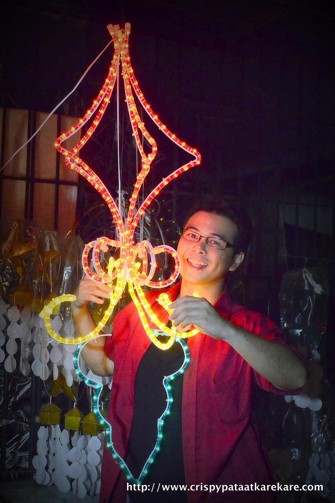 RolRen's Lanterns and General Merchandise   Crispy Pata at
